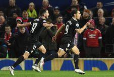 Ben Yedder Produktif Jebol Gawang Man United dan Liverpool