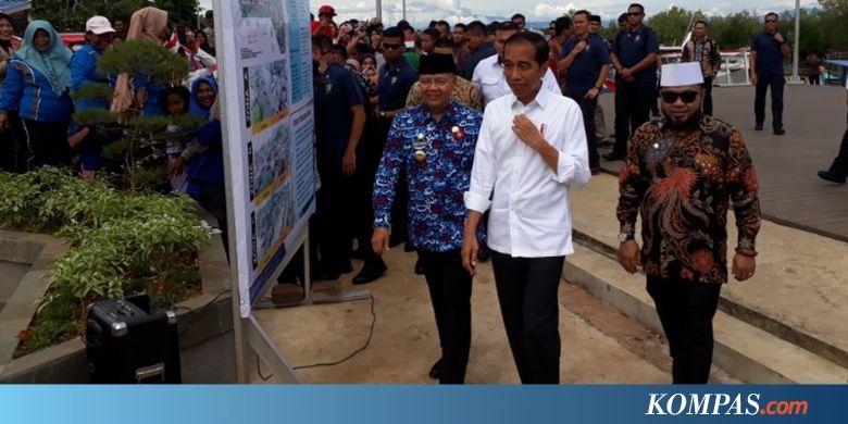 "AKRA Cerita Jokowi tentang Infrastrukur RI yang ""Disalip"" Negara Tetangga - Kompas.com"