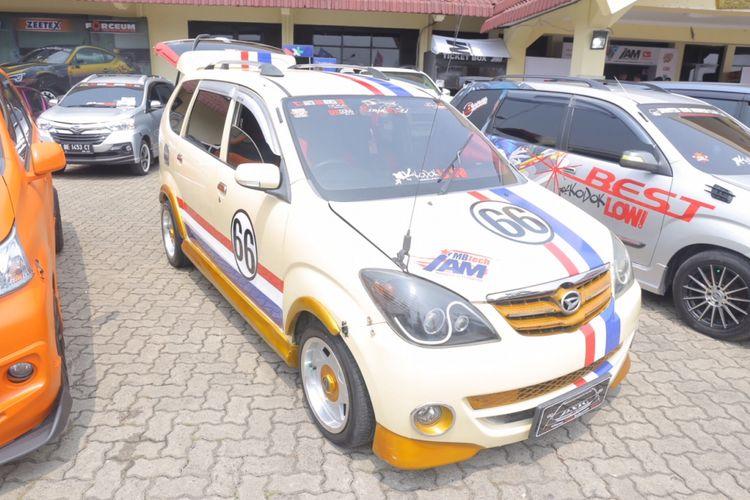Kontes modifikasi Daihatsu di Lampung