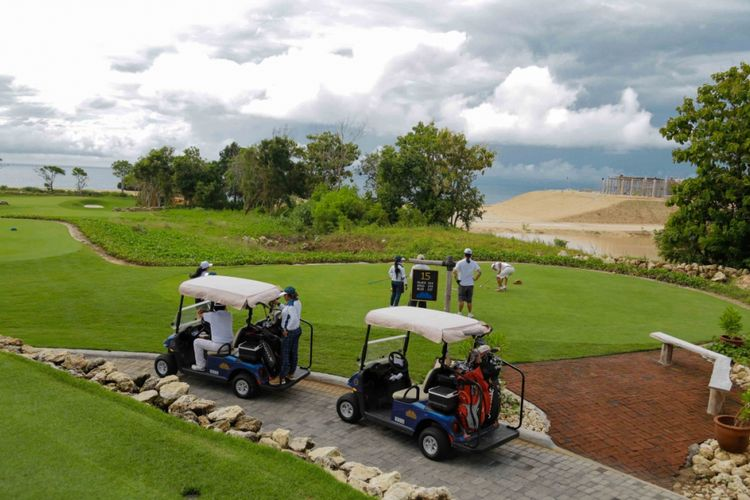 Bukit Pandawa Golf & Country Club di Bali.