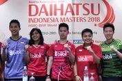 Indonesia Turunkan Tim Lengkap di Indonesian Masters