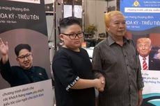 Salon di Vietnam Ini Gratiskan Pelanggan yang Ingin Cukur Model Rambut Trump dan Kim
