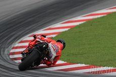 Lorenzo Coret Rekor Tercepat Marquez di Sepang
