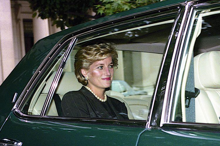 Kisah Sedih Putri Diana, Tak Sempat Melahirkan Anak Lagi...
