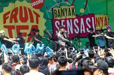 Boyband Asal Amerika, CNCO Antusias Manggung di SMA Bekasi