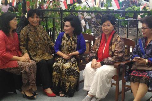 Desainer Kebaya Anne Avantie Kembali Gelar Pasar Tiban
