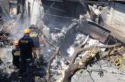 Pesawat Jatuh Menimpa Rumah di Filipina, 10 Orang Tewas