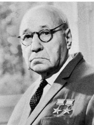 Andrey N. Tupolev (Desainer Tupolev)