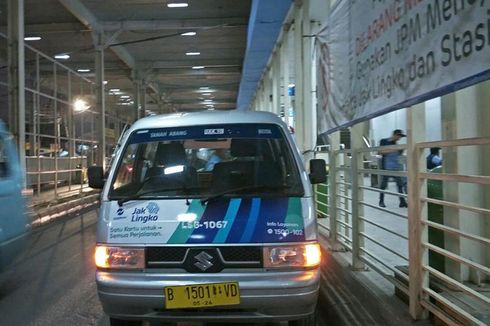 Yuk Naik Jak Lingko Ber-AC, Transportasi Umum yang Dapat Hindari Penumpang Terpapar Polusi Udara