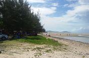 Melirik Pantai Pukan, Hasil Gotong Royong Warga dengan Biaya Masuk Sukarela