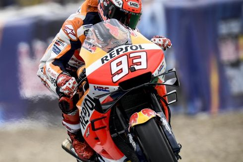 Hasil Kualifikasi GP Jerman, Marquez
