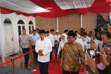 Ketika OSO Goda Zulkifli Hasan di Depan Jokowi soal Pilihan Politik...