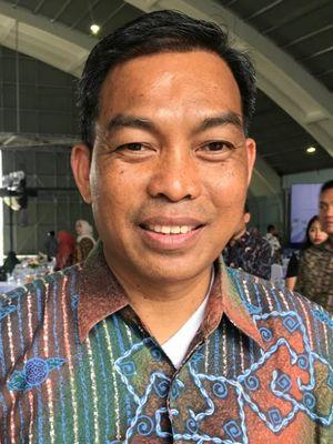 Kepala Dinas Hukum Dirgantara TNI AU Kolonel Pnb Supri Abu.