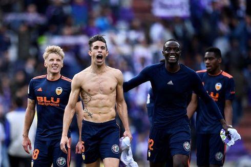 Hasil dan Jadwal Liga Spanyol, Valencia Raih Tiket ke Liga Champions