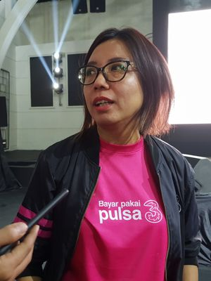Dolly Susanto Chief Commerciql Officer Hutchison Tri.