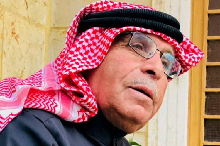 Abu Jawad al-Kasasbeh.