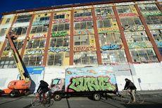 Lukisan Grafiti Dihapus, 21 Seniman Terima Ganti Rugi Rp 92 Miliar