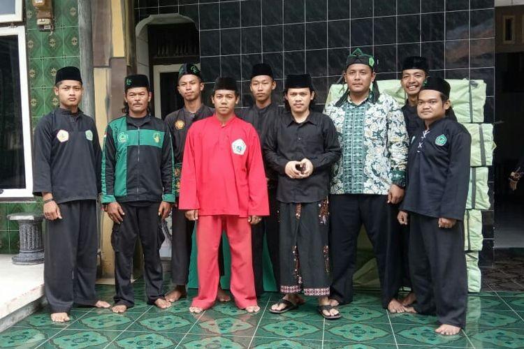 Pendekar Pagar Nusa Kebumen, Jawa Tengah, siap membantu TNI dan Polri