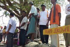 Di Belu NTT, Sebuah Pohon Asam Dinamakan Jokowi
