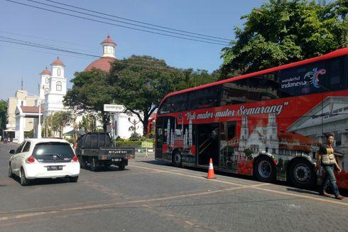 Revitalisasi Kota Lama Semarang Hambat Mobilitas Warga