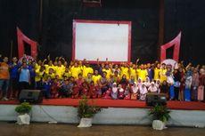 Jelang Liga 2, Semen Padang Santuni Anak Yatim dan Gelar Doa Bersama