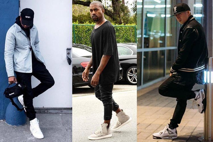 Sneaker desainer kenamaan