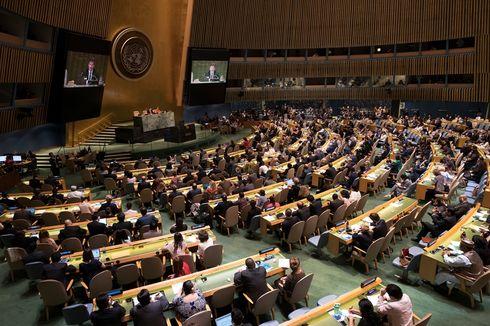 Raih 144 Suara, Indonesia Jadi Wakil Asia Pasifik di Dewan Keamanan PBB