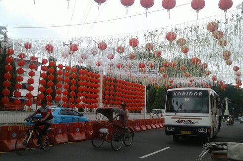 Lampion di Pasar Gede Solo Bakal Bersinar Lebih Lama