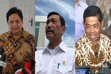 Golkar Pastikan Tiga Menterinya Tidak Maju Jadi Caleg
