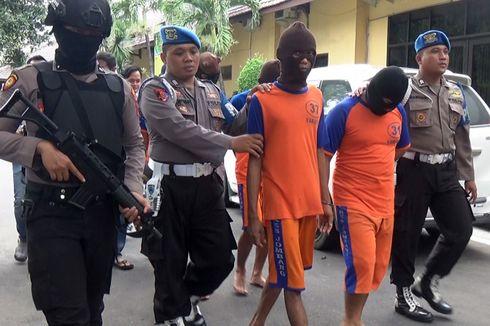 Pengepul Rongsokan Jombang Jadi Kurir Narkoba Jaringan Lapas