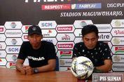 Piala Presiden, Seto Berharap Pemain PSS Nikmati Pertandingan Lawan Persija