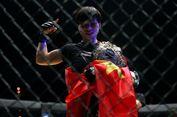 Xiong Jing Nan, Juara Dunia Kelas Jerami ONE Championship