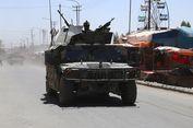Pertemuan Keamanan Tingkat Tinggi Afghanistan dengan AS Diserang