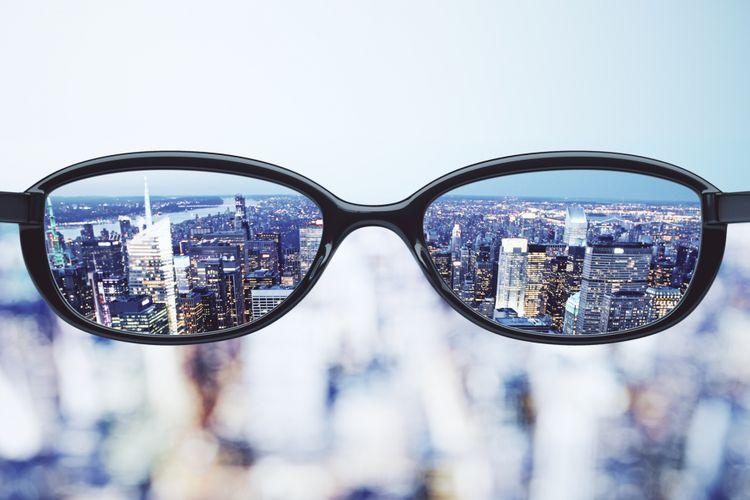 3 Cara Mudah Membersihkan Lensa Kacamata - Kompas.com 0b9e20a9ab
