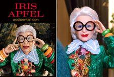 Ikon Mode New York Berusia 96 Tahun Dijadikan Model Barbie
