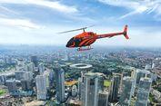 Paket Menginap, Makan, dan Terbang dengan Helikopter di H   otel Jakarta