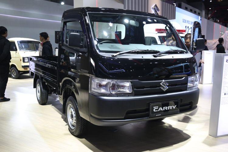 Berbagai ubahan New Suzuki Carry diperlihatkan Suzuki