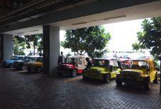 Kumpul Penggemar Mini Cooper Tingkat Nasional Digelar