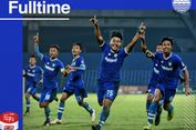 Juara Liga 1 U-16, Persib Kawinkan Gelar Junior