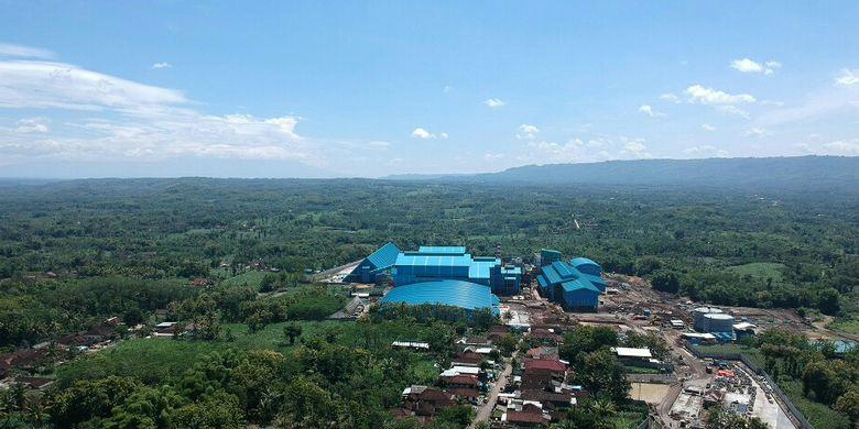 Ilustrasi pabrik gula