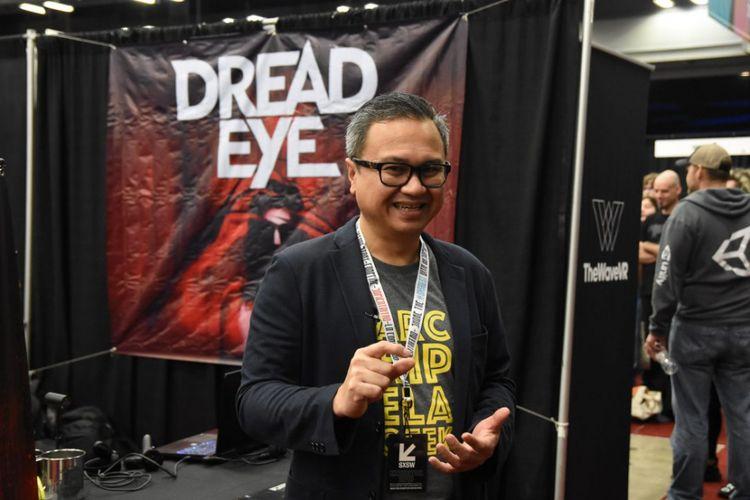 Game Dread Eye besutan developer Indonesia, Digital Happiness berkesempatan membuka pameran di SXSW 2018 karena menjadi nominator di Gamer?s Voice Awards.