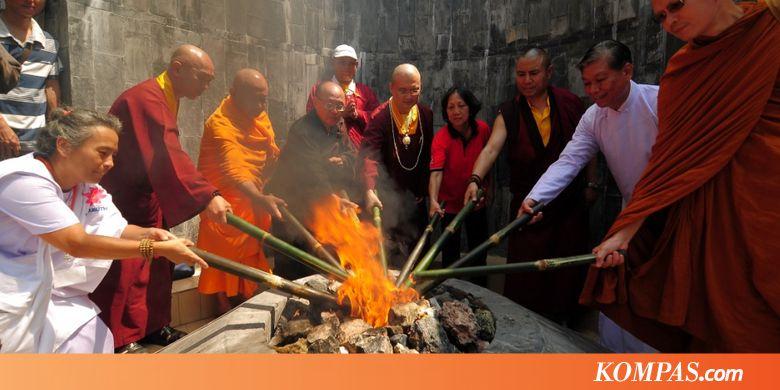 Kisah Sejarah Api Abadi Mrapen Yang Dipakai Untuk Asian