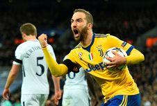 Juventus Membuktikan Kematangan Mental