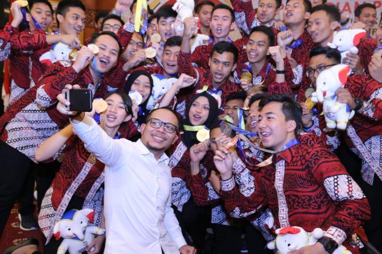 Kementerian Ketenagakerjaan (Kemnaker) mengapresiasi delegasi Indonesia yang berhasil meraih juara kedua pada ajang ASEAN Skills Competition (ASC) ke-XII di Thailand