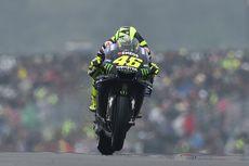 Rossi dan Dovizioso Terpuruk di FP3 MotoGP Jerman