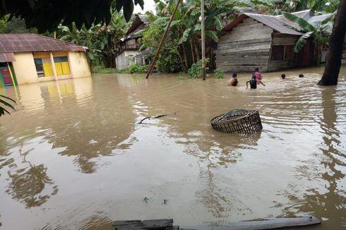 Kerugian akibat Banjir di Kabupaten Soppeng Capai Rp 43 Miliar