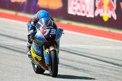 Dimas Ekky Gagal Finish di Moto2 Le Mans