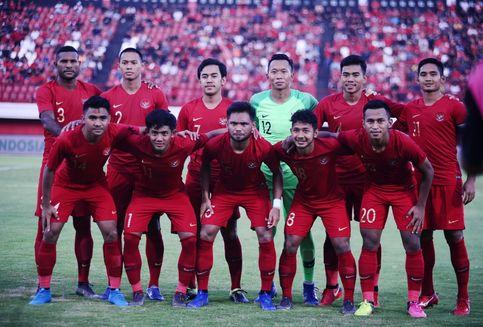 Susunan Pemain Timnas U-23 Vs Thailand, Saddil dan Egy Starter