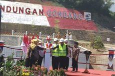 Resmikan Bendungan Gondang di Karanganyar, Jokowi: Ke Depan untuk Tempat Wisata