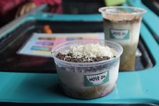 Kacang Ijo Move On, Camilan buat Anak Muda di Yogyakarta